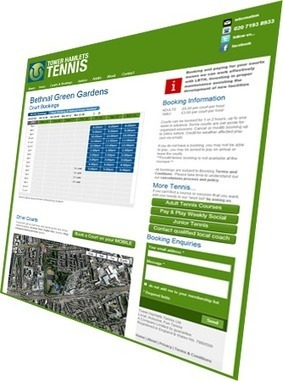 Online booking system for sports and fitness businesses | Sports Facility Management. 4460839 | Scoop.it