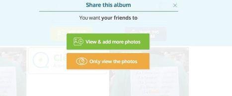Lifebox. Créer un album de photos partagé | Outils et pratiques du web | Scoop.it