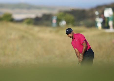 Tiger Woods Barred From British Open; U.S. Players Stay Silent | TalentCircles | Scoop.it