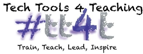 Tech Tools For Teaching: Sites that Sizzle | Education over the Internet | Scoop.it
