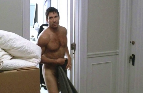 Here are some caps of Dylan McDermott Nud