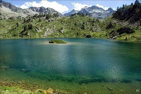 Lac de Tracens par Françoise Frances | Facebook | Vallée d'Aure - Pyrénées | Scoop.it