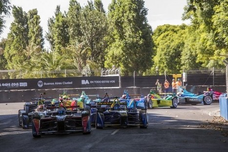 FE - Bird s'impose, Buemi remonte | Auto , mécaniques et sport automobiles | Scoop.it