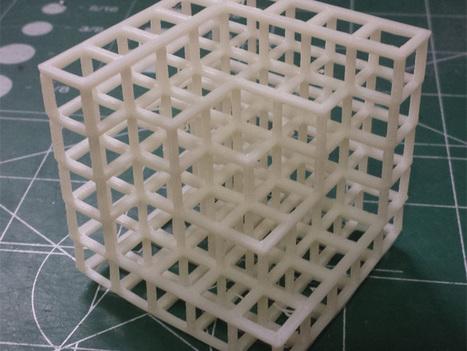 Cubic Pile 5X5 by EhisforAdam - Thingiverse | Killer Design | Scoop.it