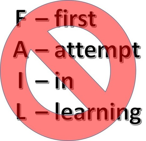 FAIL | Instruction for the igeneration | Scoop.it