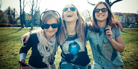 Dal vinile ai bit: la musica è diventata liquida! | Social net(work & fun) | Scoop.it