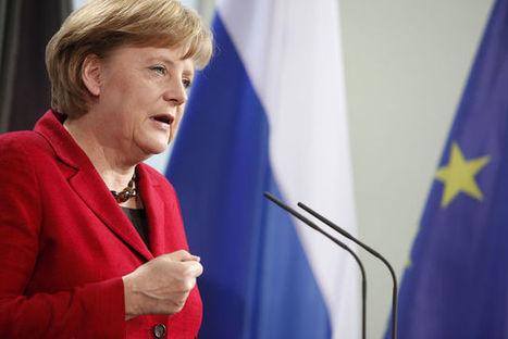 Merkel Mulls Easing Greece Bailout Terms, Lawmakers Say | Eurozone | Scoop.it