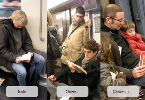 Pour une anthropologie de la lecture - La Feuille - Blog LeMonde.fr | La lecture numérique | Scoop.it