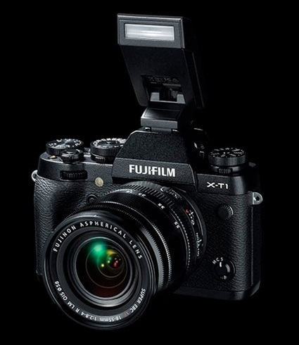 About Photography: Fujifilm introduces the new X-T1 mirrorless camera | About Cameras... | Scoop.it