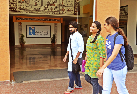 Azim Premji University | Open University in Bangalore | University Programmes | Scoop.it