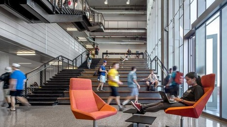 A Student View of Academic Libraries | Dialogue 27 | Gensler | Library & Information Science Research | Scoop.it
