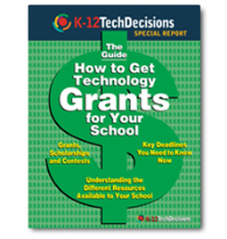 Download: K-12 TD Guide to Over 20 Technology Grants for K-12 and How to Get Them - Guides & Reports from K-12 Tech Decisions | School Libraries | Scoop.it