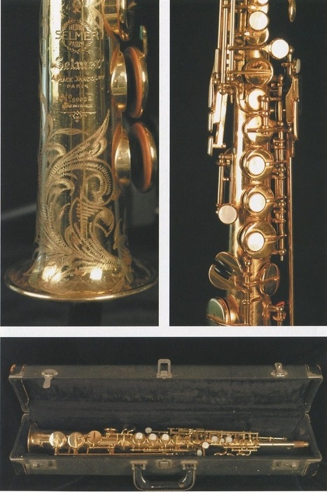 RK2012ARTS CHANNEL: John Coltrane's soprano sax | Jazz Plus | Scoop.it