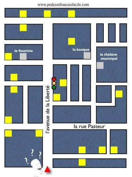 Se diriger dans une ville, comprendre une explication | Multilíngues | Scoop.it
