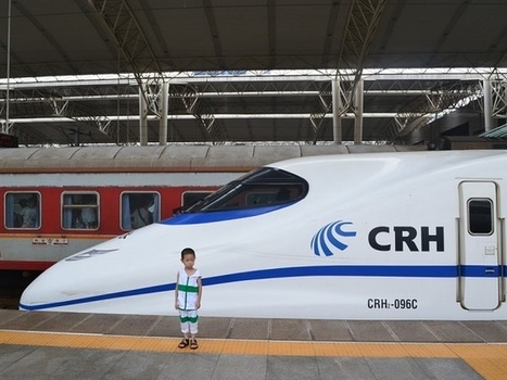 How China Can Leverage High-Speed Rail for Compact Urban Development | TheCityFix | Sustainable Futures | Scoop.it