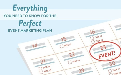 Everything You Need To Know For The Perfect Event Marketing Plan - CoSchedule | Event Management | Scoop.it