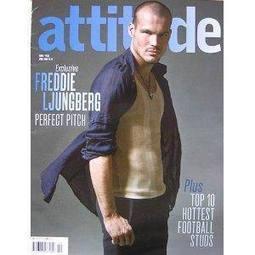 Il calciatore sulla rivista gay: «Fate  <br/>coming out, giocherete meglio» | QUEERWORLD! | Scoop.it