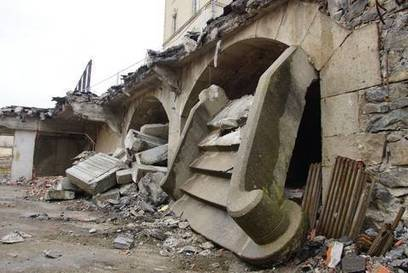 Liste des églises dont on annonce la démolition | L'observateur du patrimoine | Scoop.it