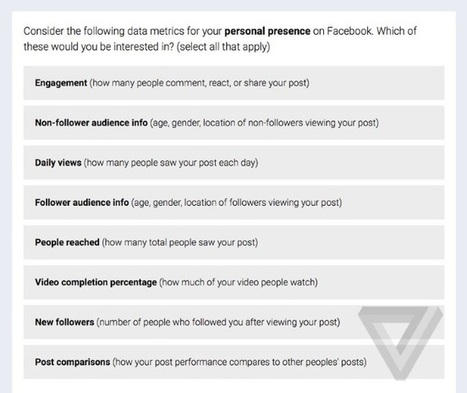 Is Facebook Exploring Ways for Verified Users to Make Money? | Social Media For U | Scoop.it