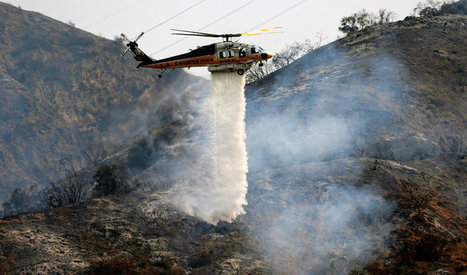 Raging Wildfires in the Southwest Stretch Resources | Sustain Our Earth | Scoop.it