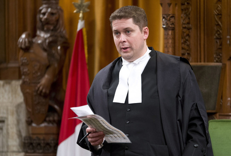 Speaker Andrew Scheer's ruling yields small victory for MPs' freedom of speech.  | Toronto Star | Free to Express | Scoop.it