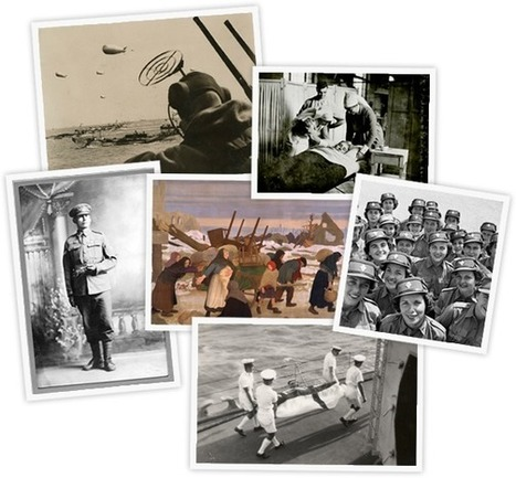 Learning Tools | Canada at War | HCS Learning Commons Newsletter | Scoop.it