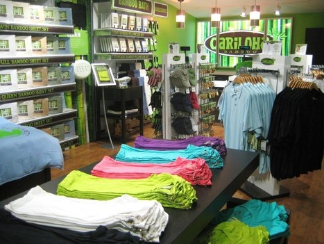 Pointe Seraphine Cruise Port Welcomes First Eco-Friendly Clothing Retailer, Cariloha, to the Island of St. Lucia | Cariloha Bamboo Newsroom | ECO Clothing Fashion | Scoop.it