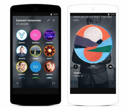 Wire, la aplicación de mensajería instantánea de los creadores de Skype llega a Android   Redes Sociales y la Educación   Scoop.it