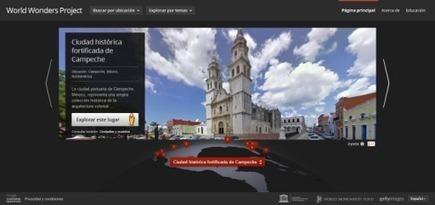 Homo - Digital: Google nos presenta su World Wonder Project. | 15M educativo | Scoop.it