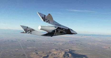 Le tourisme spatial bientôt à votre portée : Virgin Galactic réussit le vol de son nouveau prototype | Les malls & autres grands projets | Scoop.it