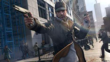 Ubisoft cracks the code with 'Watch Dogs' - The Advocate | Watch-Dogs-Aiden-Pearce-Coat-Assassins-Creed-game-Jacket | Scoop.it