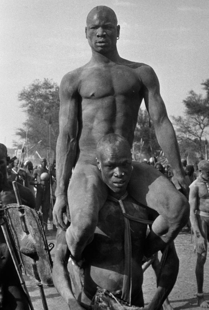 Wrestling Keeps 'Identity of the Nuba' Alive in Sudanese Refugee Camps   National Geographic   Kiosque du monde : Afrique   Scoop.it