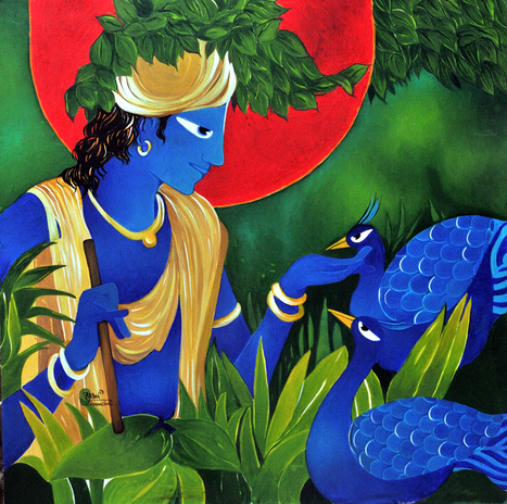 Chanchal Ganguly - Art Paintings of Indian Artists, Online Indian Art Gallery | Nature Dream Arts | Scoop.it