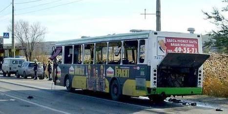 Une kamikaze russe se fait sauter dans un bus | frans ikram | Scoop.it