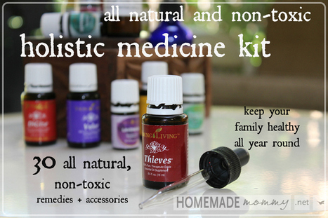 Stock Up Your Holistic Medicine Kit | Homemade Mommy | Alternative Healing | Scoop.it