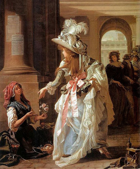 Fashion to Die For: Did an Addiction to Fads Lead Marie Antoinette to the Guillotine? | Educação Tecnológica | Scoop.it