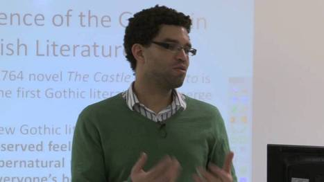 Representing the Gothic: Dr Jak Peake - YouTube | Jane Eyre Robinson | Scoop.it