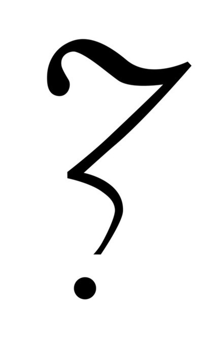 10 Obscure Punctuation Marks That Should Really Get More Play – Flavorwire | Radio Show Contents | Scoop.it