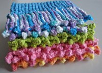 Learn the Basics: 13 Knitted Dishcloth Patterns | Needle and Hook Patterns-all free | Scoop.it