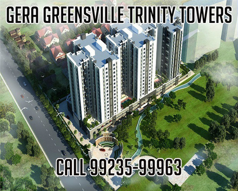 Trinity Towers Kharadi | akhanka | Scoop.it