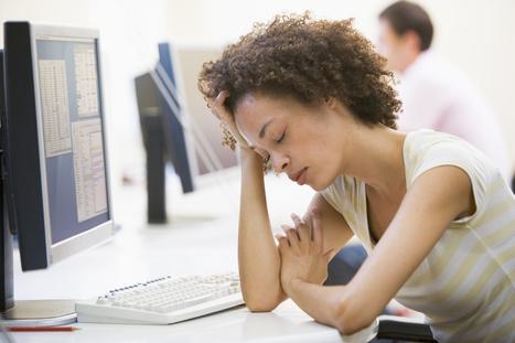 Stress : les managers font face à un individualisme dangereux | The future of work and collaboration | Scoop.it