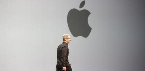 Apple repite por tercer año como la marca más valiosa del mundo, según Forbes | Noticias | Scoop.it