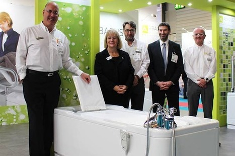 Abacus to showcase '#BathingIsBetter' campaign at OT Show | Disability and Mobility | Scoop.it
