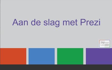 Gratis e-book Prezi | Web 2.0 tools: Mediawijsheid PO | Scoop.it