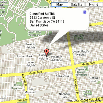 How To Use Google Maps Effectively In Classifieds | Online Classifieds | Scoop.it
