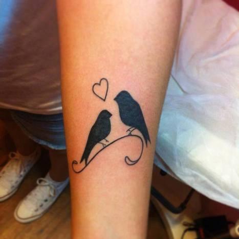 Lovely Bird | Tattoo | Scoop.it