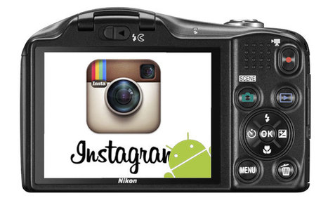 Instagram on Your Camera? Nikon May Be Working on It [REPORT]   interactive TV   Scoop.it