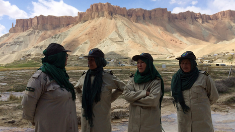 Afghanistan's Female Wardens | AP Human Geography | Scoop.it