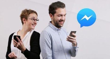 De l'Instant Messaging à Facebook Messenger, d'aujourd'hui à demain, interview croisée | Actimag | SOCIAL MEDIA INTERACTION (bilingual) | Scoop.it