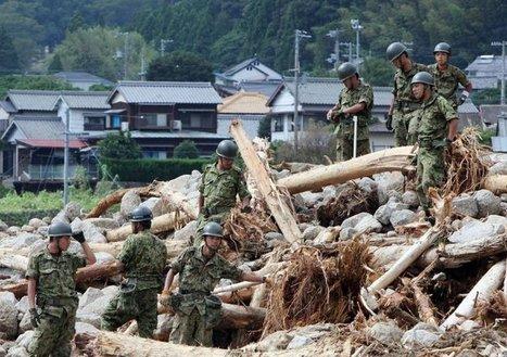 «Le Typhon Talas est la pire catastrophe de ce type dans l'archipel depuis plus de 30 ans» | Japonation | Japon : séisme, tsunami & conséquences | Scoop.it